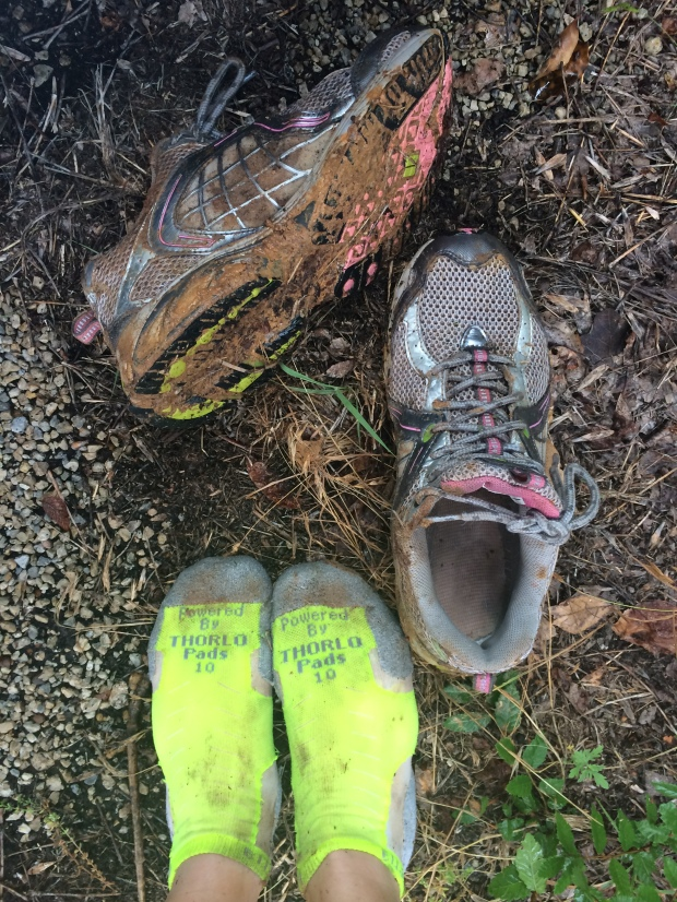 Trail run, or Woodstock '99?