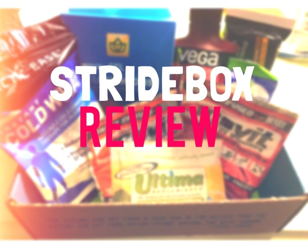 Stridebox Review